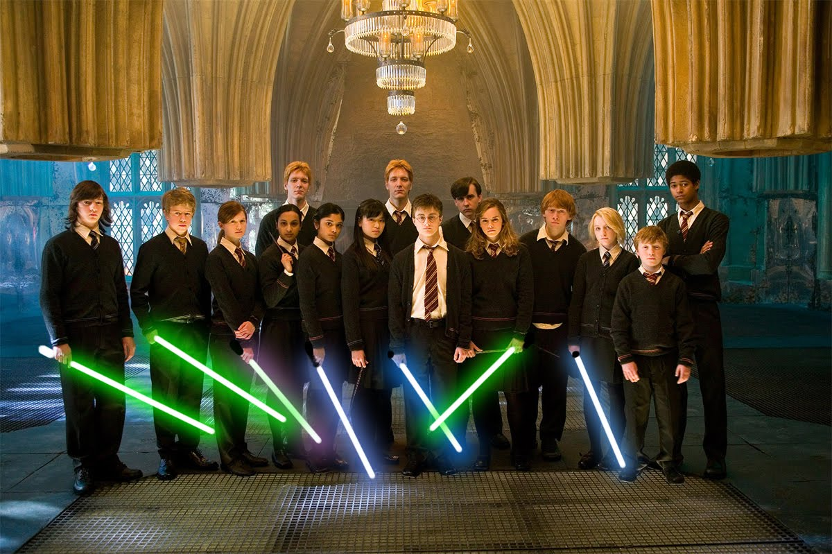 Star Wars Potter